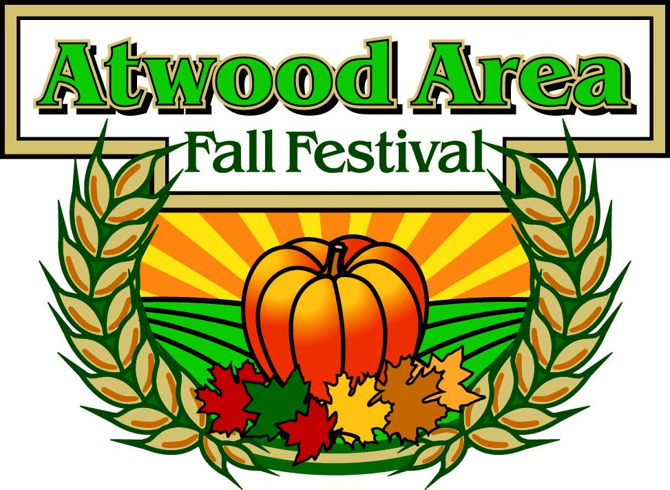 Atwood Area Fall Festival is October 5-7, 2018