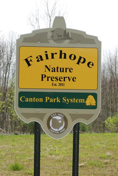 2009 Canton Fairhope Nature Preserve Storm Sewer Project