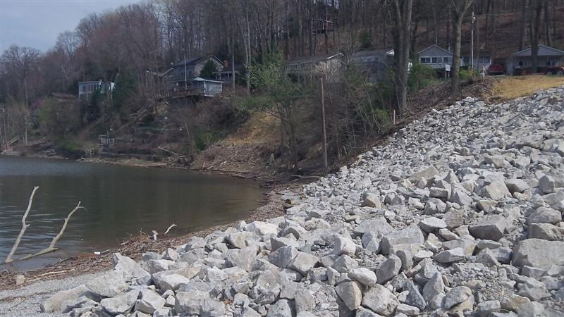 2009-2014 Pleasant Hill Slope Stabilization Project