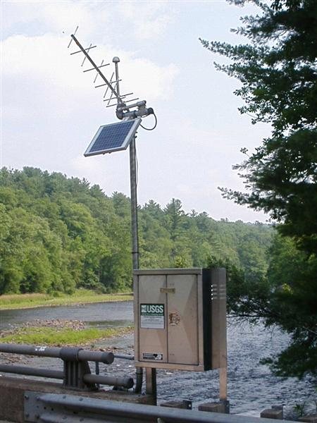2011 Early Flood Warning System - Duck Creek