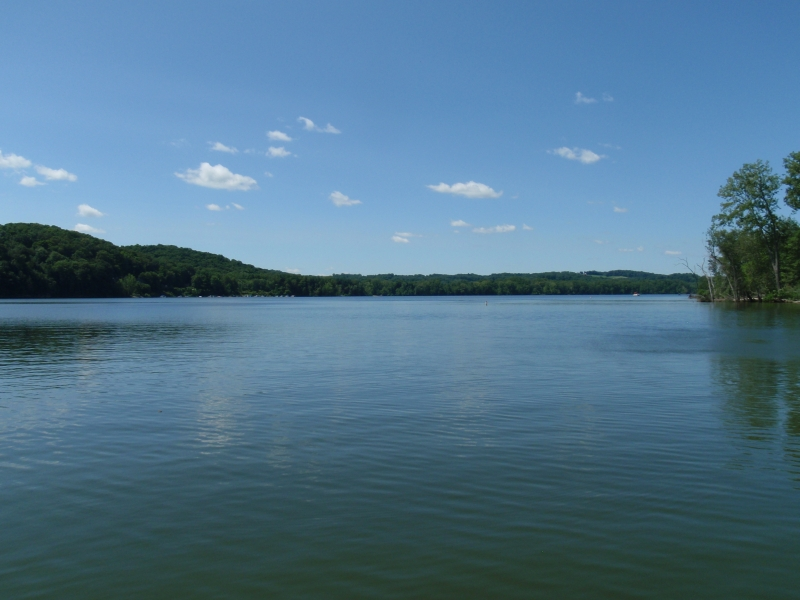 Photo gallery muskingum watershed conservancy district for Lake pleasant fishing report