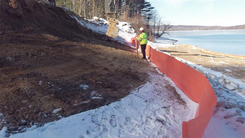 Pleasant Hill Slope Stabilization