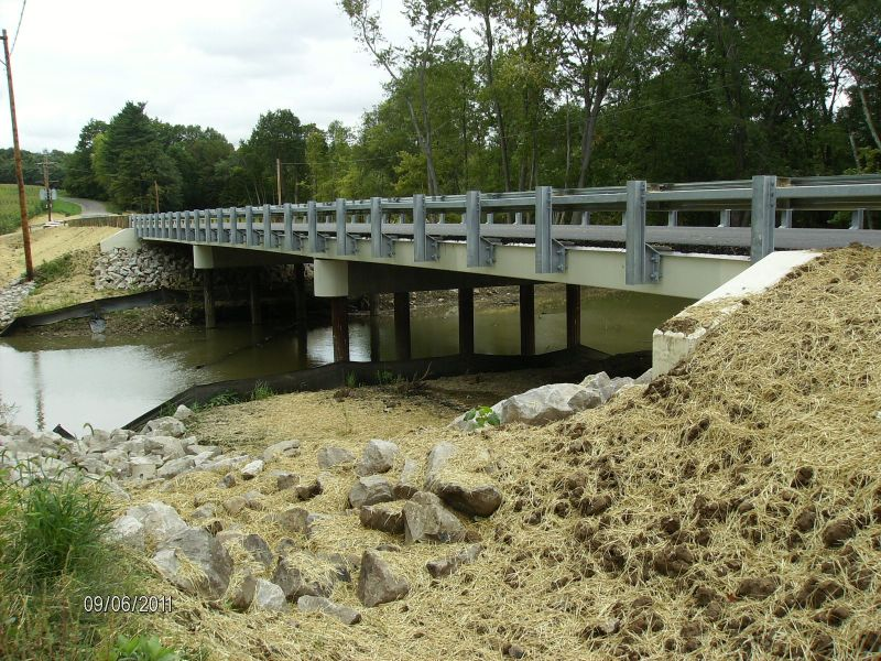 Pavonia Bridge Replacement - 2013 PWM Grant