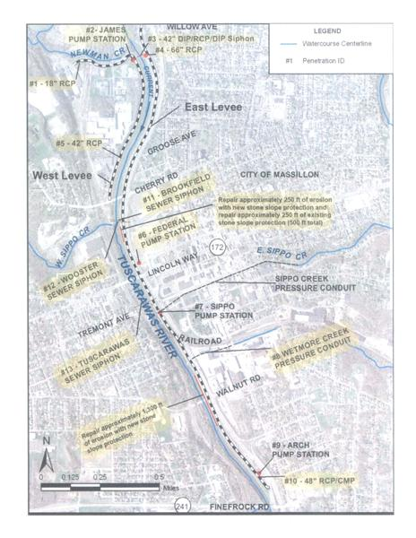 2013 Levee Infrastructure Improvement Project