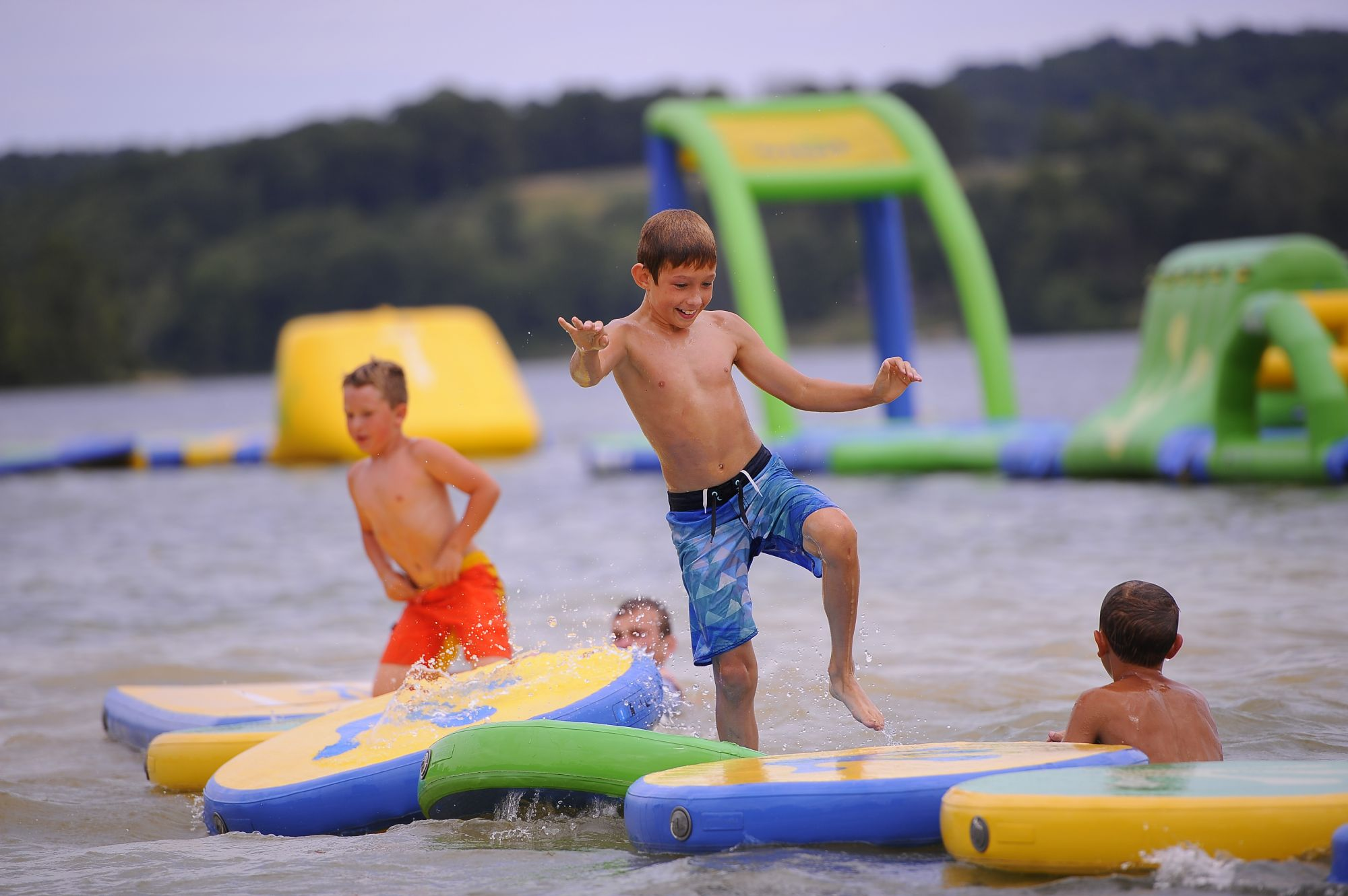 MWCD is seeking Request for Proposals to provide beach amenities at Atwood and Pleasant Hill Lake Park