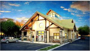 Conceptual Design of Welcome Center