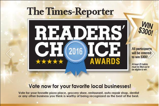 Vote for MWCD Lakes, Parks and Events for Readers' Choice Awards