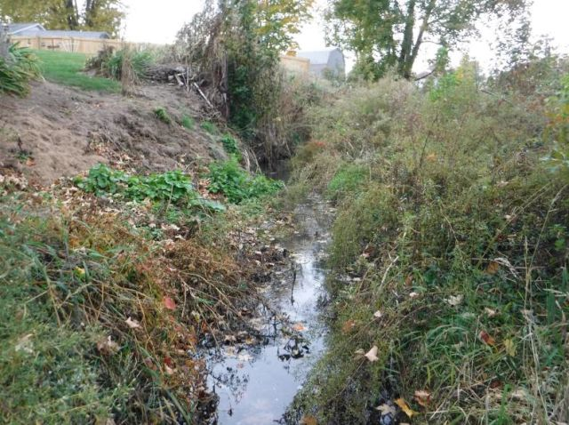 2016 Wilmot Stream Restoration Project - Village of Wilmot